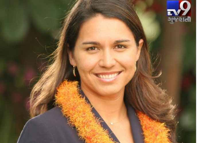 Tulsi Gabbard_ USA_ Election 2020