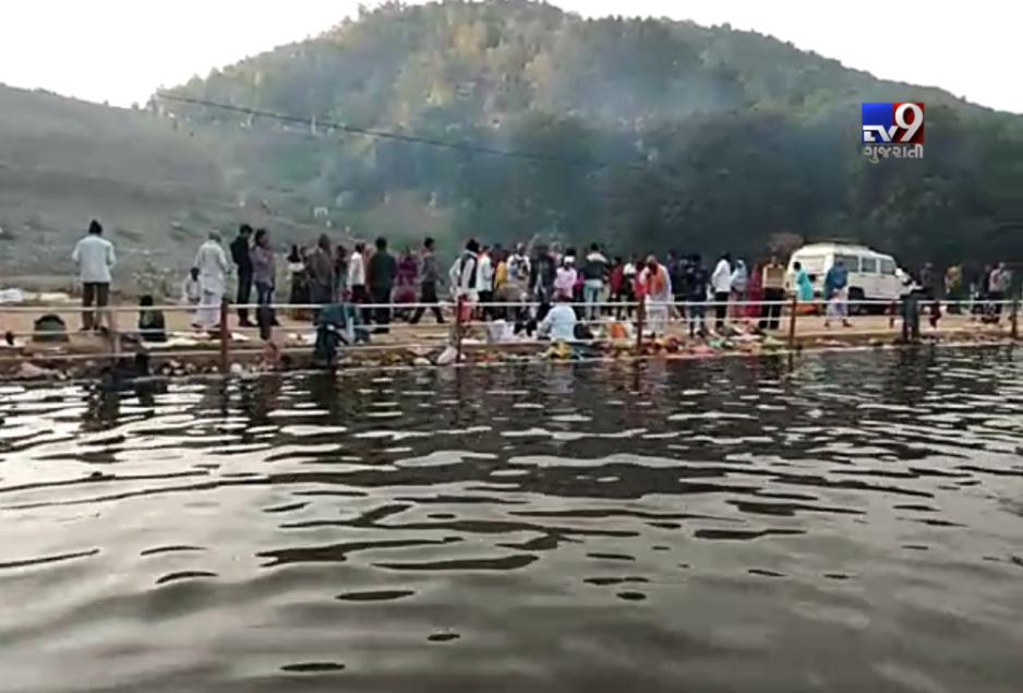 Shamlaji Mela on Kartik Purnima