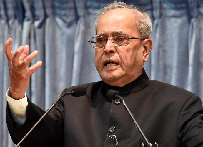 Country passing through a difficult phase says Pranab Mukherjee