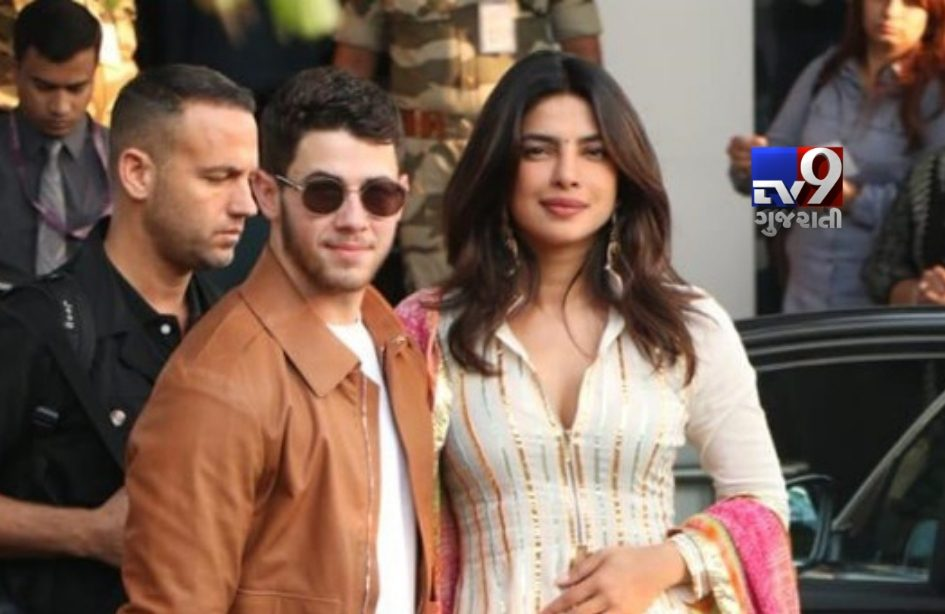 Priyanka Chopra-Nick Jonas reached Jodhpur