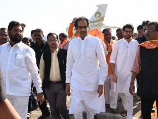 Shiv Sena chief Uddhav Thackeray demands for Ram mandir in Ayodhya