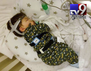 toddler will die if he falls asleep (Image Credit : Family)