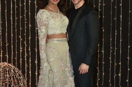 Priyanka Chopra-Nick Jonas Wedding Reception
