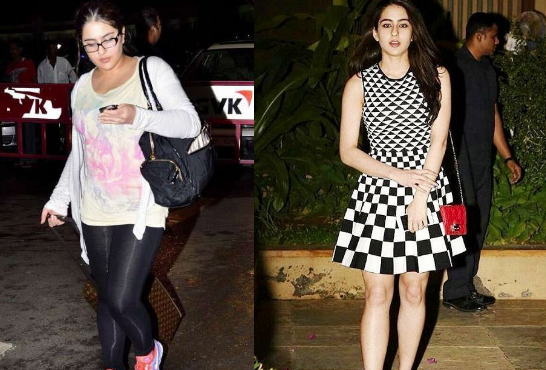 Sara Ali Khan's Drastic Weight Loss