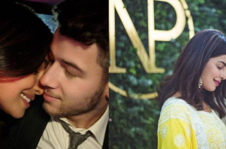 Priyanka and Nick's pics prove that 'Couple Who Slays Together, Stays Together'.