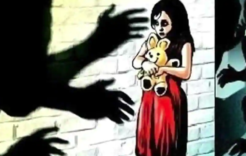 Minor abducted and raped