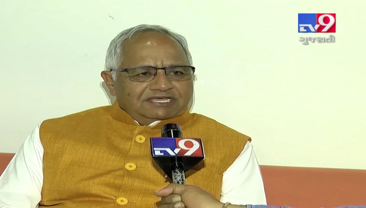 Ganpat Patel has been conferred with Padmashri