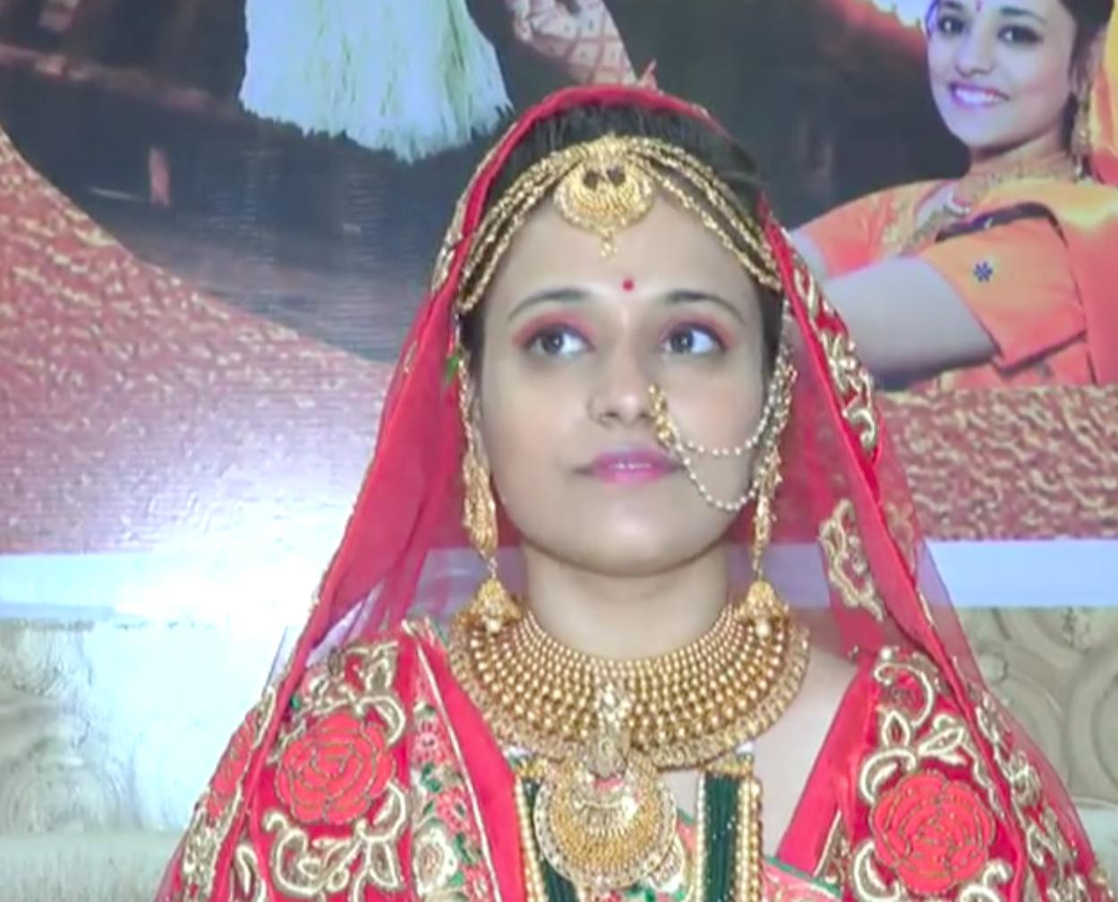 businessman daughter becomes sadhvi