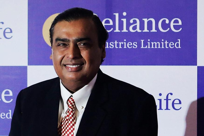 reliance Mukesh Ambani