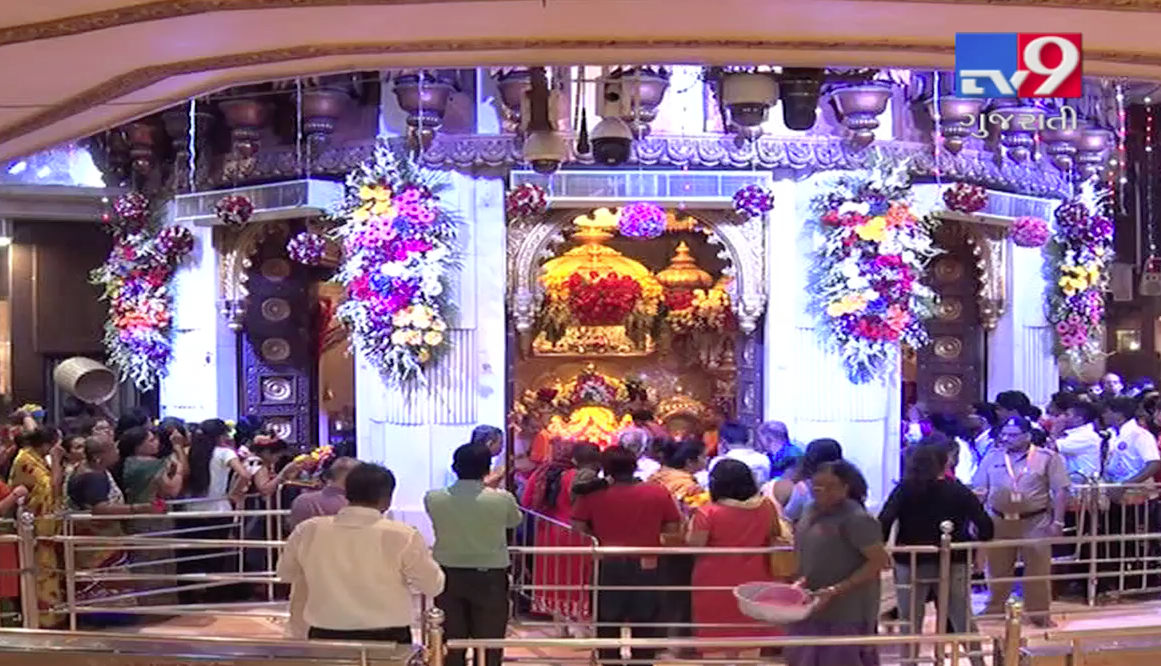 Maghi Ganpati celebrations at Siddhivinayak temple