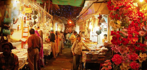 Gujarat govt gives permission to keep retail markets open for 24*7