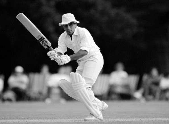 unil Gavaskar's century in 1987 world cup