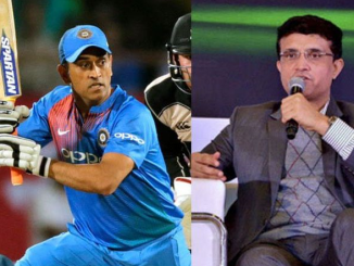 ms dhoni will play t20 world cup sourav ganguly says mahi will decide herself T-20 world cup ma dhoni ramse ke nahi bcci president sourav ganguly e aapyo javab