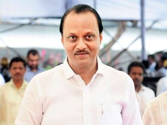 ajit-pawar-supporters-sit-on-strike-demanding-dy-chief-minister-post-for-pawar