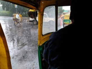 Rains lash parts of Delhi-NCR, brings down city pollution