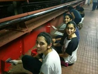Ambani's Daughter-in-law Paints Untidy Railway Station Walls