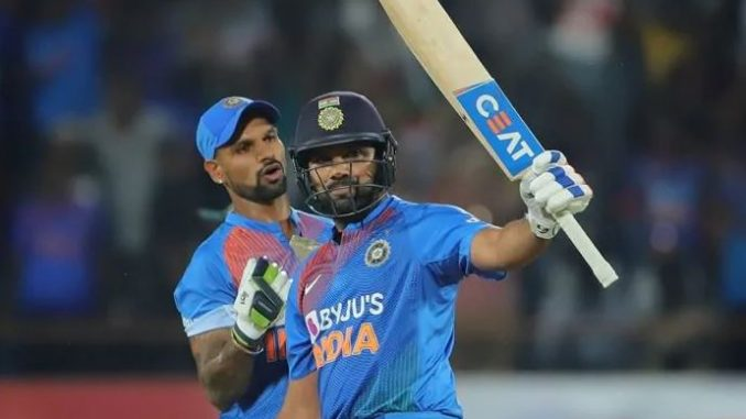 IND vs BAN : Rohit hits half century, tough competition between India and Bangladesh as both win 1 match each.