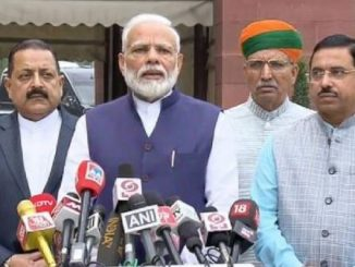 Govt ready to discuss all issues in House: PM Modi