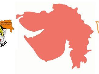 Will BJP's Prakash Mehta join Shiv Sena ? maharashtra baad shu shivsena ni gujarat per chhe najar