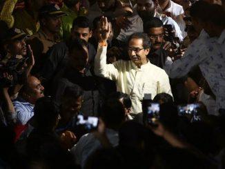 Uddhav Thackeray sworn-in as Maha CM: Ambanis join Fadnavis at ceremony