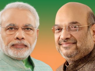 "Union Home Minister & BJP leader Amit Shah tweets, ""We respect the mandate given by the people"