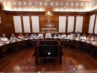 caa-protest-parliamentry-meeting-on-saturday pm modi mantri mandal bethak