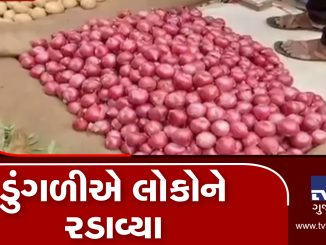 Vadodara: Hiked onion prices busted common man's budget