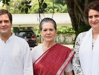 congress party bharat bachao rally delhi ramlila maidan aaje congress ni bharat bachao rally sonia gandhi, rahul gandhi ane priyanka gandhi sahit tamam neta thase samel