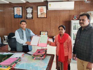 Devbhoomi Dwarka: Amid uproar over CAA, woman hailing from Pakistan gets Indian citizenship devbhoomi dwarka collector e pakistani mahila ne aapyi bhartiya nagriktav