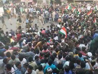 Anti-Citizenship act protest;shahaalam ma patharmaro karnara 5 hajar thi vadhu na toda same nodhayi fariyad
