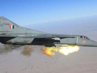 kargil yuddh na hero mig 27 ni antim uddan jodhpur airbase thi bharshe uddan