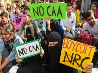 Nation-wide protests against CAA, NRC nagrikta kayda na virodh ma bharat bandh nu aelan tamam police karmi ne stand to rehva aadesh