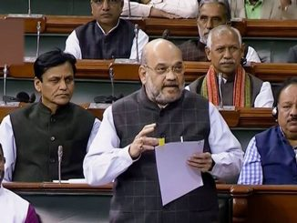 Union HM Amit Shah to introduce Citizenship Amendment Bill in Lok Sabha, today