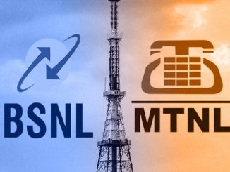 bsnl and mtnl 92700 employees have opted for voluntary retirement bsnl-mtnl mathi 92700 employess nikadvani taiyari ma vrs mate kari aarji