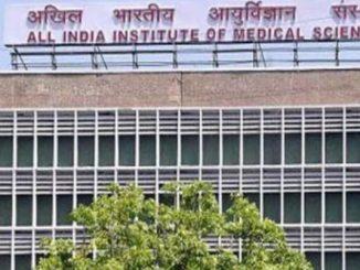 delhi aiims bank account rs 12 crore illegally withdrawn AIIMS na bank account mathi 12 crore rupiya gayab police thai dodti