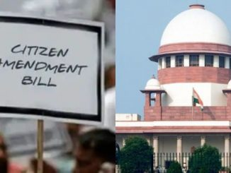 citizenship amendment bill supreme court muslim league plea modi government citizenship amendment bill ne radh karvani mag sathe SC ma pratham aajri dakhl