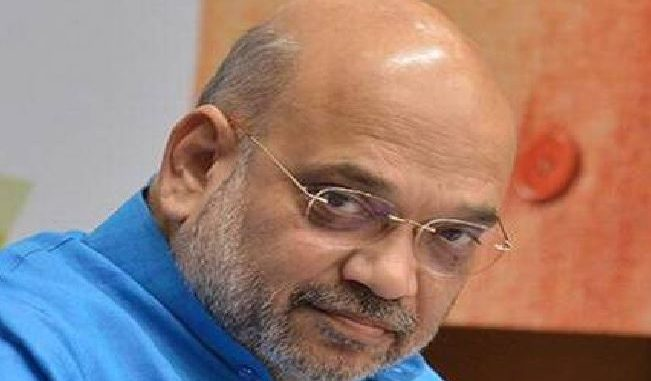 Union HM Amit Shah demands report of yesterday's protest in Ahmedabad ahmedabad ni hinsa na delhi ma padya padgha HM amit shah e rajya sarkar pase thi tamam mahiti magavi