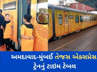 IRCTC to launch Tejas train from Ahmedabad to Mumbai on January 17
