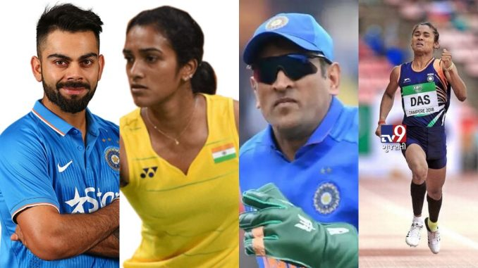 Flashback: Top 10 sports news of 2019 flashback 2019 khel jagat ma aa varshe india no duniyabhar ma danko aa top 10 news rahya charcha ma