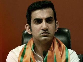 bjp mp gautam gambhir received death threat from international number request shahdara dcp ensure security bjp MP gautam gambhir ane temna parivar ne mali jan thi mari nakhvani dhamki