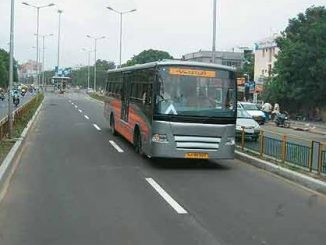 Now E-buses to run on Ahmedabad roads amdavadio mate khushkhaber shehar na rastao par dodse e buses