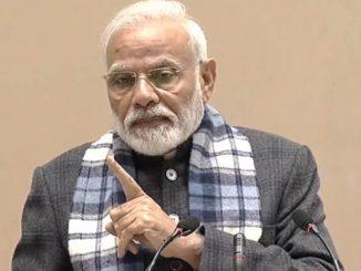 pm narendra modi economics gst assocham annual conference caa na virodh pradarshan ni vache PM modi e aapyu nivedan desh hit ma loko ni narajgi ane gusso sahan karvo pade che