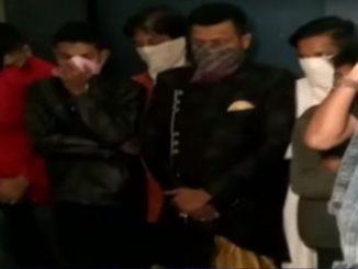 Surat: 14 caught enjoying liquor party in Piplod, 31 liquor bottles seized