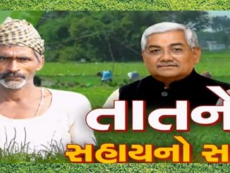 Farmers to get compensation against crops destroyed by rain, today nitin patel mahesana ma aapse aa sahay