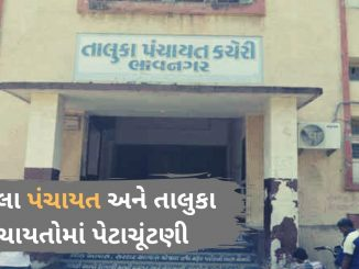 Gandhinagar: Dates announced for the by-elections of vacant district and taluka panchayat seats