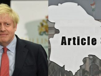 Big win for Boris Johnson in British elections