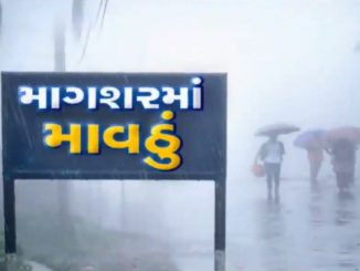 Jamnagar: Unseasonal rain lashes Kalavad, farmers fear crop loss kutchh And banaskantha ma pan rain