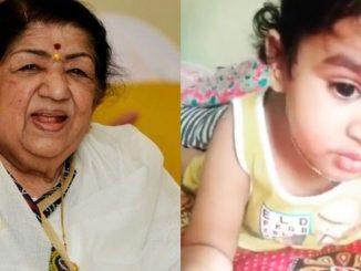 Video of a little girl singing Lata ji's 'Lag Ja Gale' is taking the internet by storm