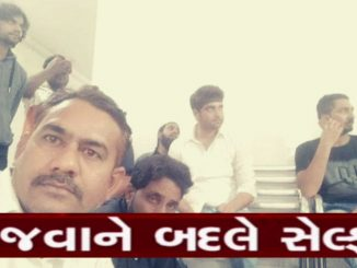 Anti-CAA protest in Shah-e-Alam, accused seen clicking selfie in police station|Ah'd