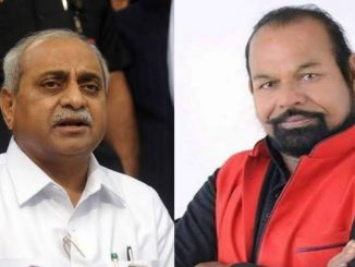 Nitin Patel reacts over BJP MLA Madhushri Vastav's complaints against revenue minister Kaushik Patel BJP na MLA Madhushri vastav na dhamkibharya sur mamle DyCM Nitin Patel e kari sapsta